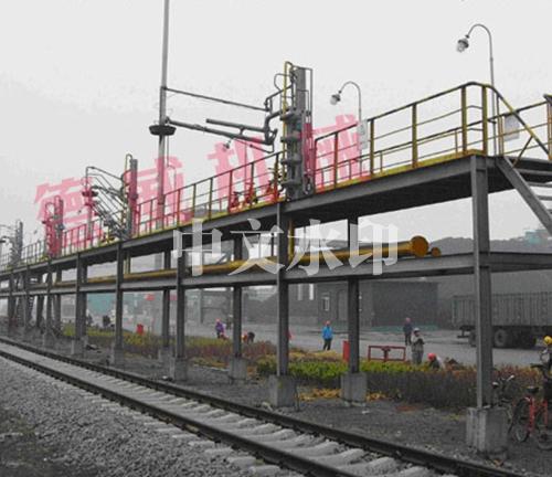 火车装卸栈桥