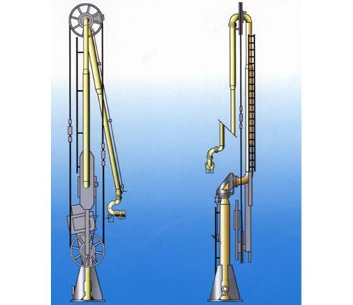 AM62型-混支撑单管输油臂