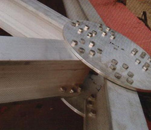 吴江铝型网壳
