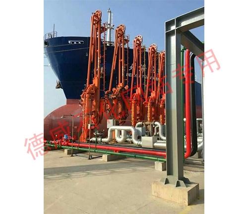 吴江船用装卸臂(海南中石油码头)
